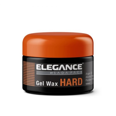 Gelový vosk ELEGANCE Gel Wax Hard 100ml