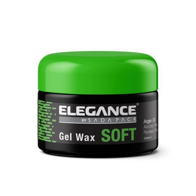 Gelový vosk ELEGANCE Gel Wax Soft 100ml