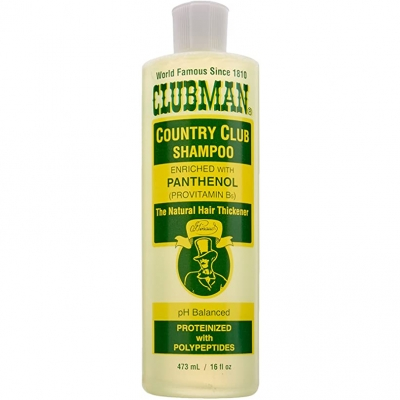 Šampon na vlasy CLUBMAN Pinaud Country club shampoo 473 ml