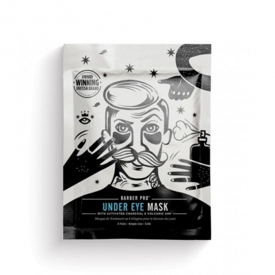 Maska pod oči BARBER PRO under eye mask