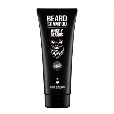Šampon na vousy ANGRY BEARDS Rubit real Good 250 ml