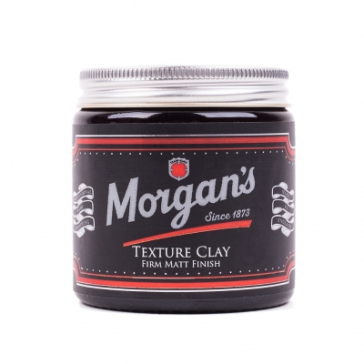 Jíl na vlasy MORGANS Texture clay 120ml