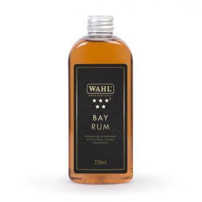 Voda po holení WAHL 5 Star Bay Rum Aftershave 250ml