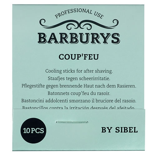 Chladicí tyčinky BARBURYS CoupFeu After Shave Cooling Sticks