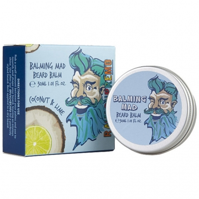 Balzám na vousy RAW SUPREMO Balming Mad 30 ml