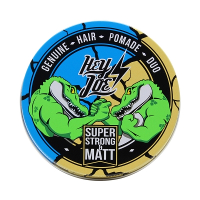 Pomáda duo HEY JOE Super strong Matt pomáda 100ml